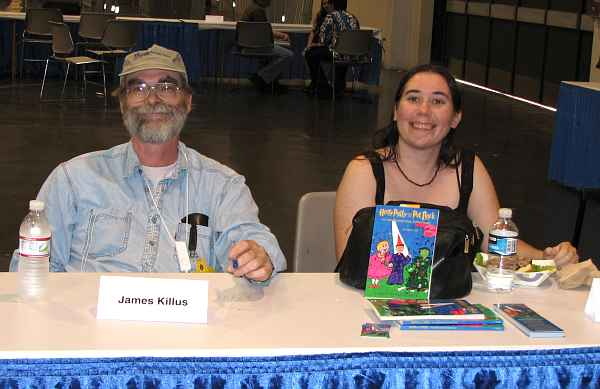 James Killus, Valerie Estelle Frankel